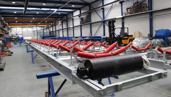 engineering & production conveyors