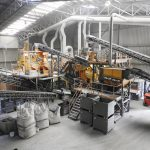 metal separation facility
