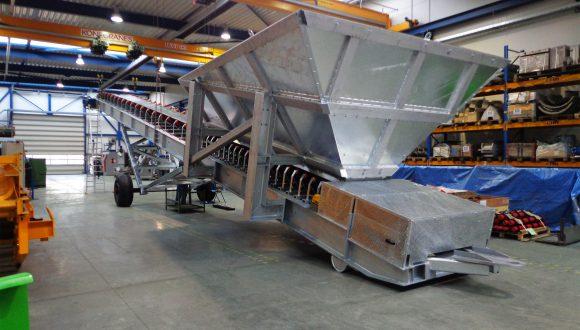 mobile loader production